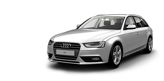 Audi hyrbil