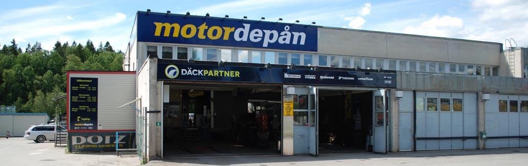 Motordepån Järfälla, experter på bilservice