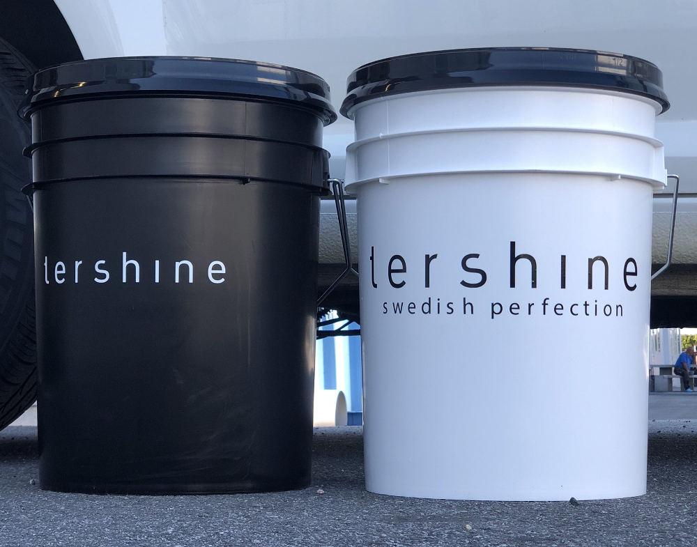 Wash Bucket Tershine